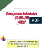 BPM, IsO y HACCP Calidad,Legal y Relacionesfarmacet Parte 1