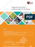 Brosura Europa 2020 IER