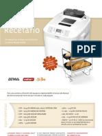 Recetario Atma - Hp4060e
