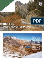 Rn40 - Columna Vertebral Del Pais