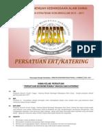 Pelan Strategy Persatuan ERT 2015