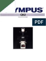 Olympus Ck2 Brochure