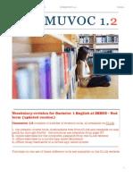 CommuVoc 12 coursebook
