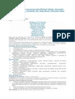 Cursuri de Bandajare Neuromusculara (Medical Taping) – Buc