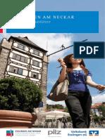 Offizieller Stadtführer Esslingen am Neckar