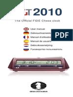 DGT_2010 - User manual