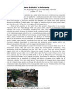 Agustian_Description of Water Pollution in Indonesia