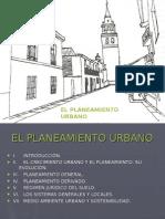 EL_PLANEAMIENTO_URBANO.ppt