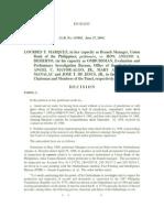 Marquez vs Desierto 135882 June 27, 2001 J. Pardo en Banc