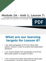 bud-lesson 7