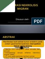 ULSERASI NEKROLISIS MIGRAN