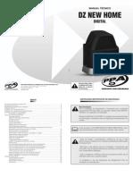 Manual Tecnico DZ New Home Digital