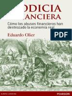 Codicia Financiera_Eduardo Olier