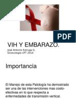 Presetnacion VIH