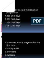 Final-Antenatal Care(Latest) 2