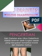 Penyuluhan Kaki Diabetes Ppt