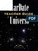 StarDate Teacher Guide 2008