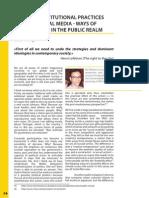 Rui Matoso Publication Eclectis 2014