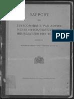 Rapport Rijkscommissie (1919)