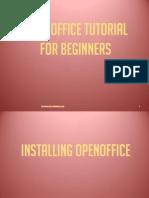 Open Office Tutorial