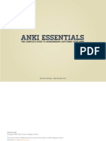Anki Essentials v1.0