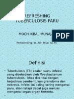 Refreshing TB