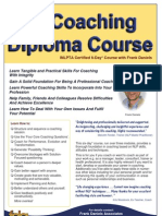 NLP Coaching Diploma Course