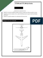 Boeing 727 Tech Details