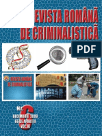 Criminalistic a 0609