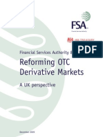 Reform Otc Derivatives
