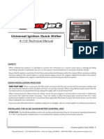 Dynojet Quickshifter Install Instructions