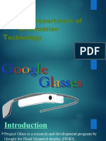 Google Glass Final