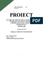 PROIECT Contractul de transport aerian international de marfuri.doc