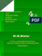 Stopul Cardiorespirator Si Resuscitarea
