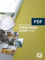 BD Tech Memo Supervision Plan