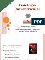 Fisiologia Univentricular