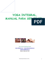 Yoga Integral Manual Para Ser Feli