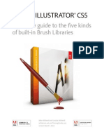 Illustrator Cs5 Brushes Guide