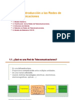 Introduccion a Telecomuniccion