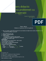 Demers Didactic Nr.1matematica ciclu primar