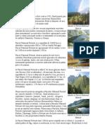 Muntii Si Parcul National Retezat