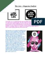 little white lies analysis