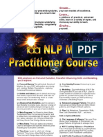 NLP Master Practitioner Course PDF