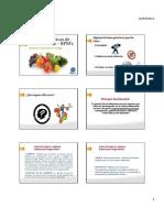 BPM en Al Industria Alimenticia 1