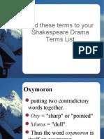 paradox  oxymoron