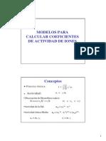 C3 Coeficientes de Actividad