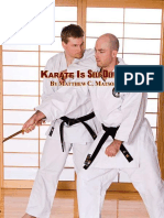 Karate is Self-Defense