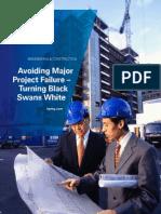 Avoiding Major Project Failure