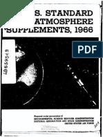 Variations From Standard Atmosphere
