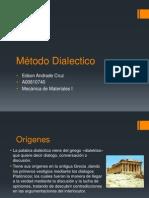 Método Dialectico
